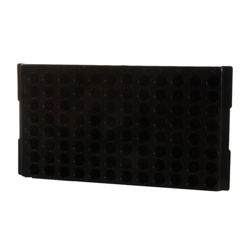 black-centrifuge-tube-rack-96-well-light-protection