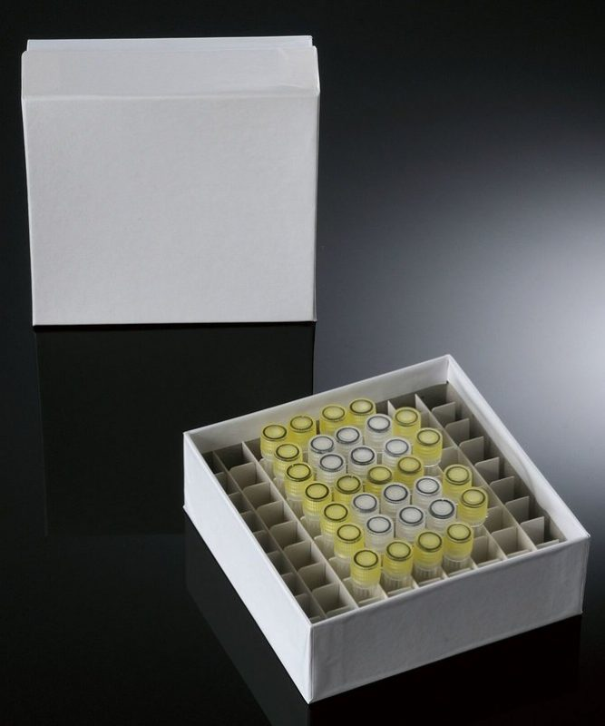 100-well-cardboard-freezer-boxes-biologix-green-bioresearch