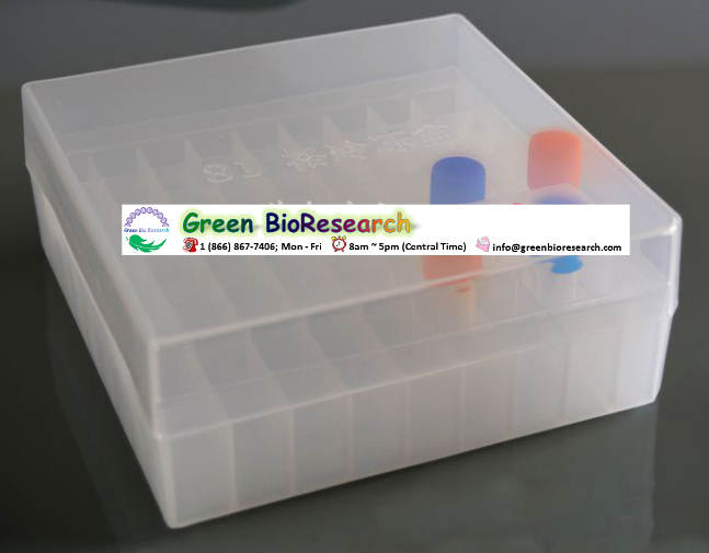 plastic-tube-boxes-storage-micro-tubes & 100-Well Freezer Box For MicroCentrifuge Tubes Storage 10/Pack