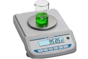Scientific Accurate Compact Balance Laboratory Balance, Scale, Readability 0.1 to 0.01