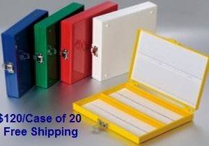 100-well-place-microscope-slide-box-cassette-storage