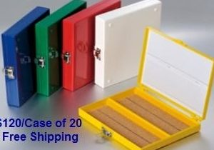 microscope-slide-storage-box-cassette-100-well-place-tube