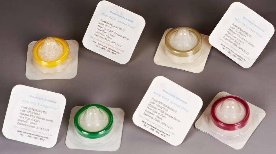 Acrodisc, Syringe Filter, Nylon, 25 mm, 045 m