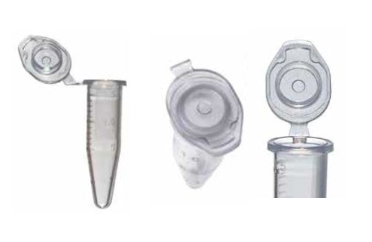 1.5ml micro tube with large lids