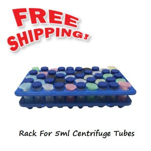 5 ml centrifuge tube rack