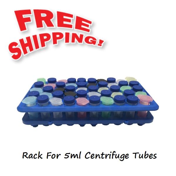 5 ml centrifuge tube rack