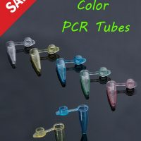 0.2 ML PCR Tubes Assorted Color